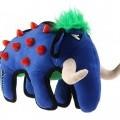 pleteniny; ve tvaru zvířete; textil a textilní výrobky; hračky…