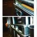 contenedor; cajon, contenedor; acero; para transporte de mercancias;…