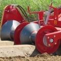 z metalu; bez własnego napędu; dla rolnictwa