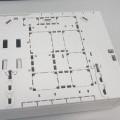 z plastu; schránky (skříňky, pouzdra); s vnitřním rozdělením;…