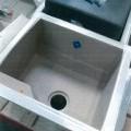 z plastu; umývadlá; sanitárny tovar