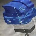 din materiale plastice; pentru autovehicule; placă circuit imprimat;…
