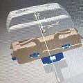 din materiale plastice; volane; pentru autovehicule; întrerupător,…