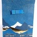 bedruckt; tasche; papier; für den einmaligen gebrauch; geprägt;…