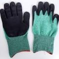 aus synthetischer chemiefaser; gewirke; polyamid; schutzhandschuh;…