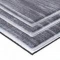 van rubber; van synthetische vezel; deurmatten; in rechthoekige…