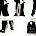 di tessuto; confezionato; accessori d'abbigliamento; impermeabili;…