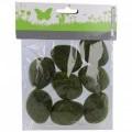 aus kunststoff; für die dekoration; grün; styrol-polymer