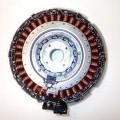 elektrické; rotory; statory
