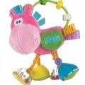 aus spinnstoff; aus kunststoff; für kinder; spielzeug; pferd