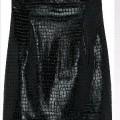de plástico; falda; de poliuretano; viscosa; prenda