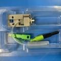 z plastu; konektory; optické prvky