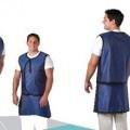 de tejido; chaleco; sin mangas; ropa protectora; producto textil