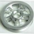 aus aluminium; aus unedlem metall; laufrad