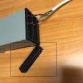 cutie; electric; cabluri; cu contacte; montat; blocuri