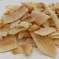 i pakninger til detailsalg; kokosnødder; i skiver; af kokos;…