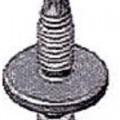 de acero; de metal comun; tornillo; roscado; cabeza; perno; articulo…