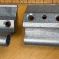 de metal comun; aluminio; herraje; bisagra