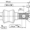 hliník; časti motorových vozidiel; závesy; nápravy; hliníkové…