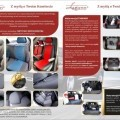 z materiałów tekstylnych; produkty piankowe; do pojazdów mechanicznych;…