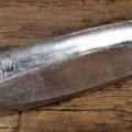 oval; aus aluminium; gegossen; für den haushalt; zur aufbewahrung